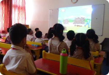 Class room MVN Schools