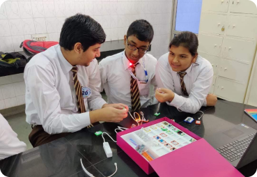 experiment lab-MVN schools